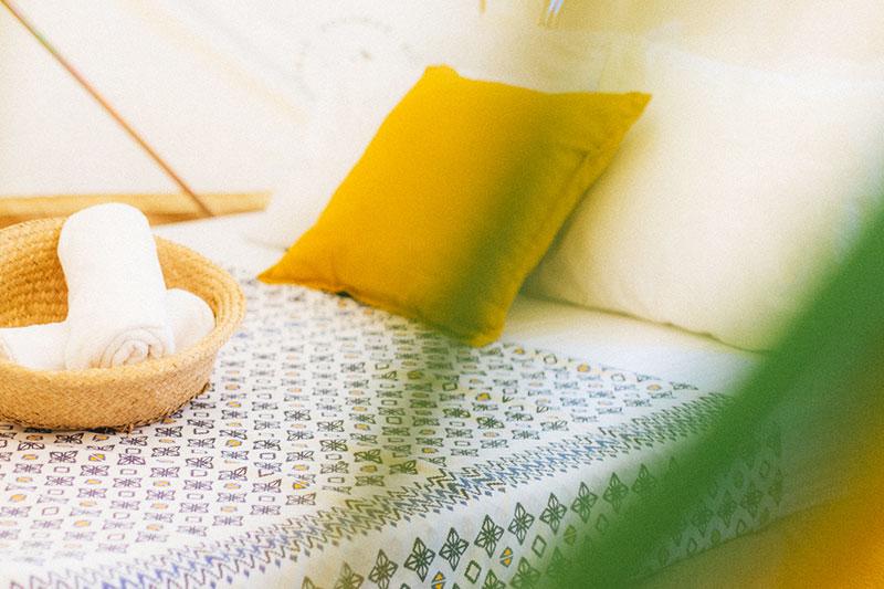 Para los que prefieren la comodidad de un hotel y la aventura de un camping