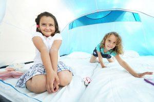 Campings para familias