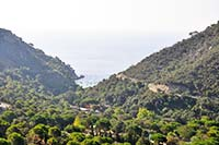 Camping en Tossa de Mar - Cala Pola