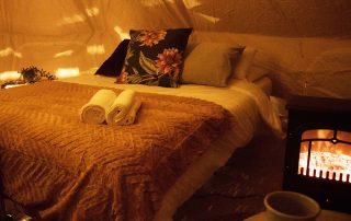 Campings para escapadas de invierno