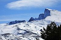 Camping en Sierra Nevada - Granada