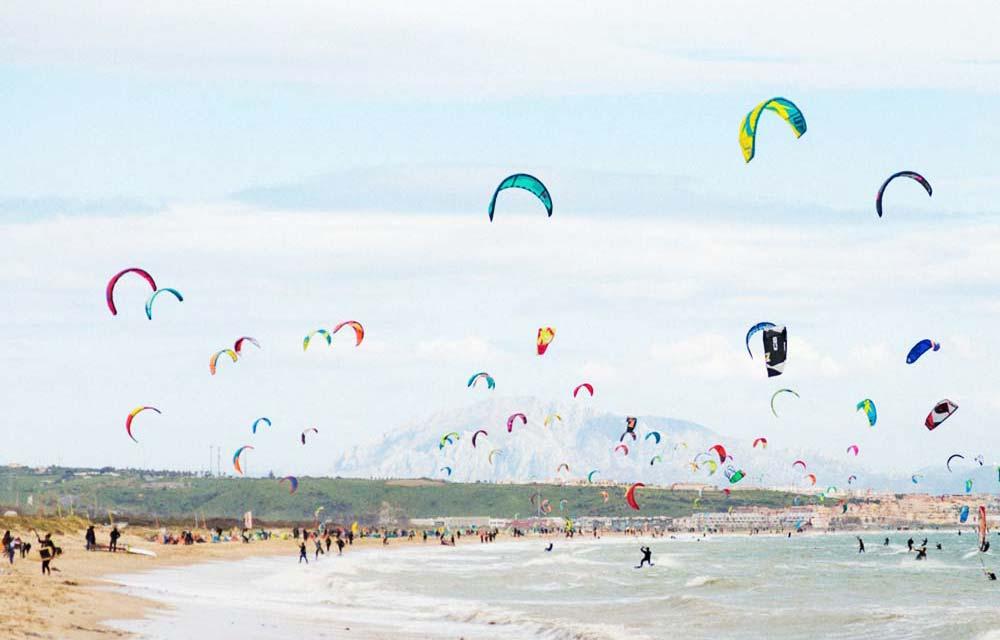 Windsurfing y Kitesurfing en Tarifa