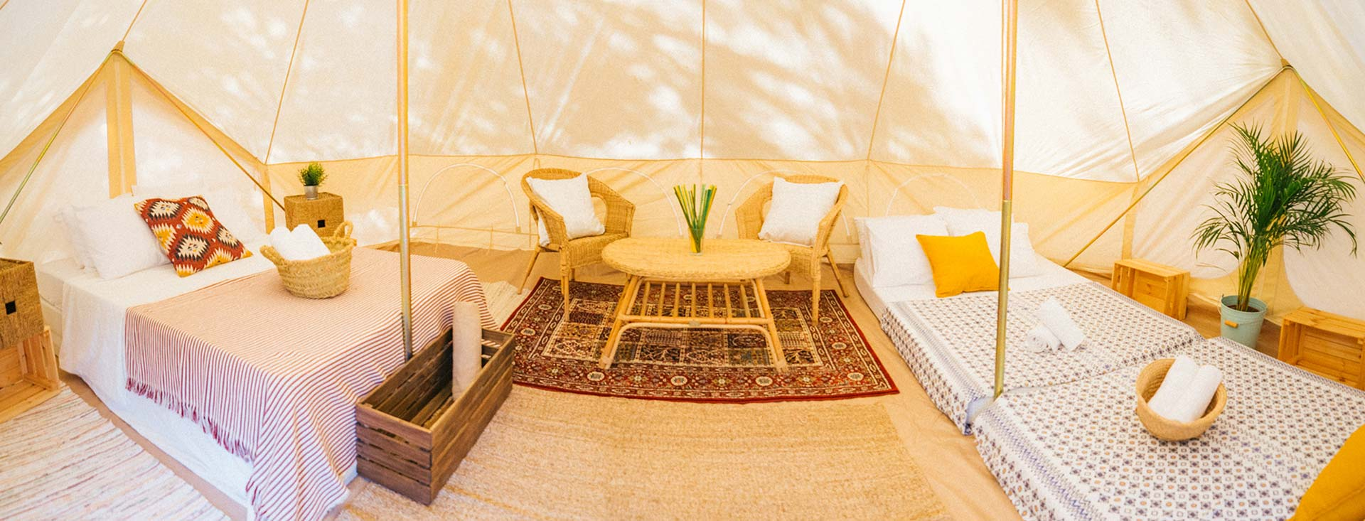 Camping sin líos
