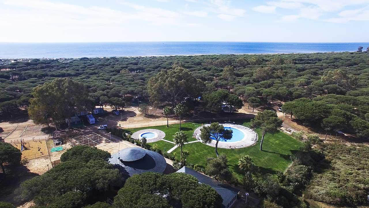 Camping en Huelva