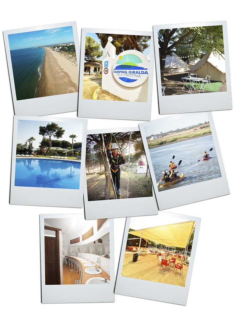 Camping Giralda - Isla Cristina - Huelva