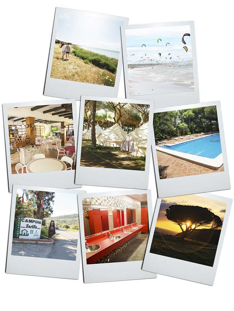 Camping Tarifa Playa - Cádiz