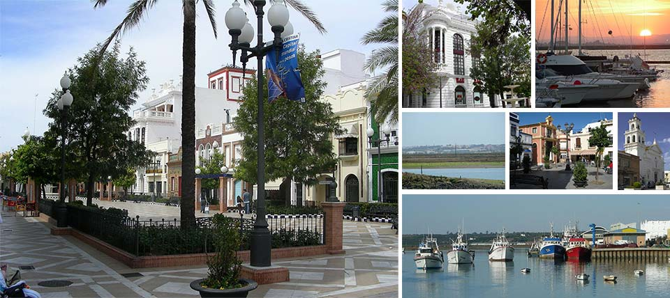 Turismo en Isla Cristina - Fotos Wikipedia