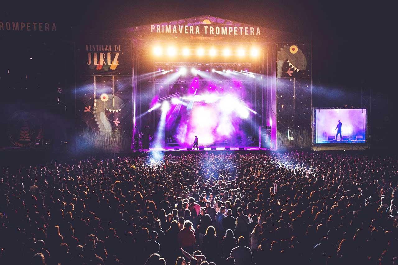 Festival en Jerez de la Frontera: Primavera Trompetera
