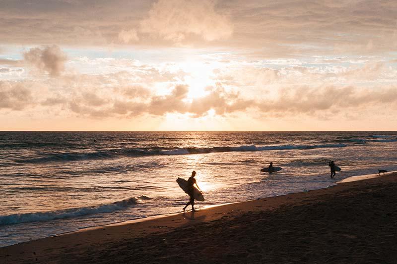Cádiz y Huelva para practicar Kitesurf y Windsurf