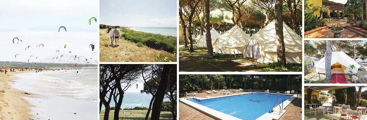 Camping en Tarifa (Cádiz)