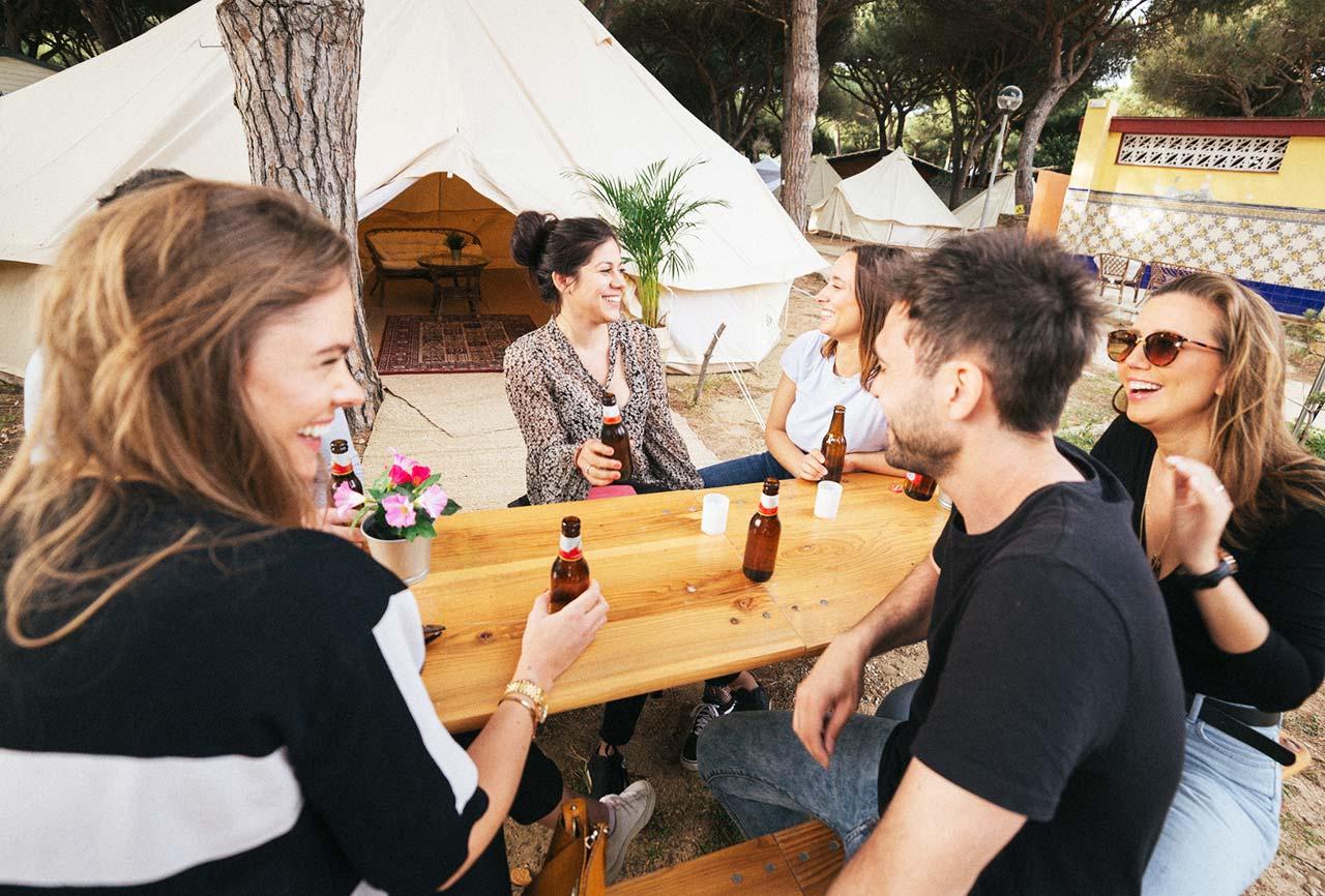 Ofertas en campings larga duración