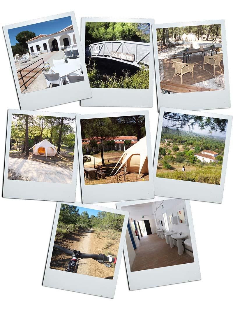 Camping en Córdoba con kampaoh