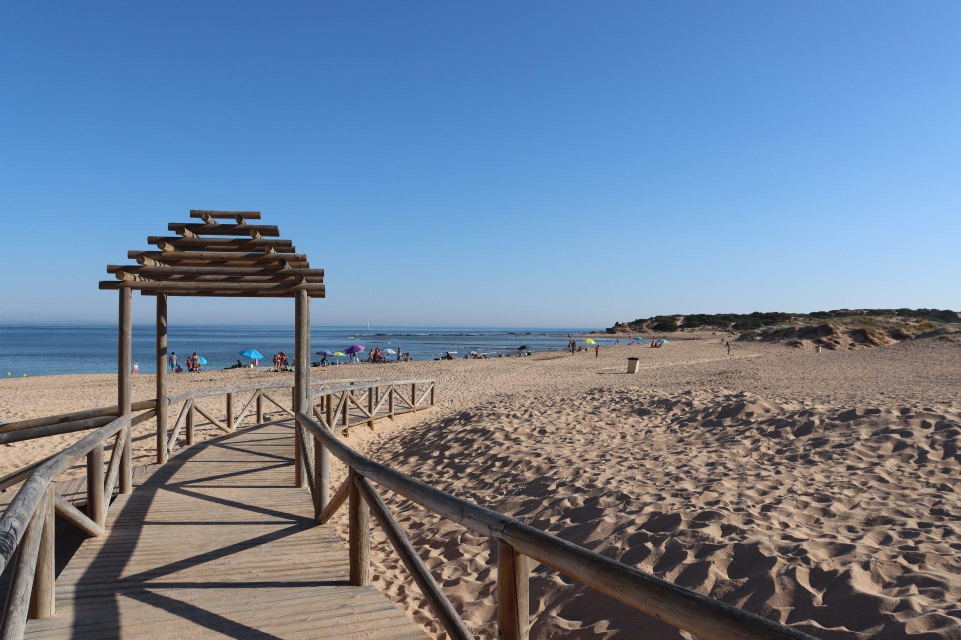 Playa de Trafalgar (Cádiz)