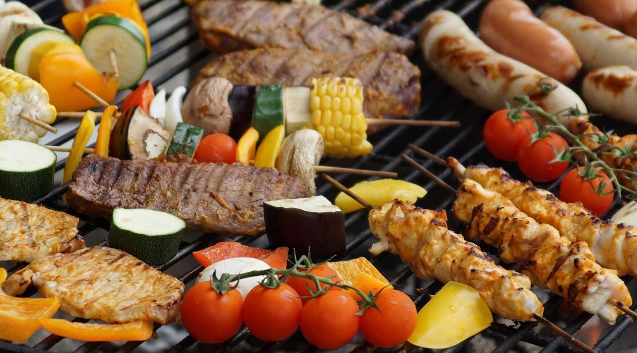 Qué comer en un camping