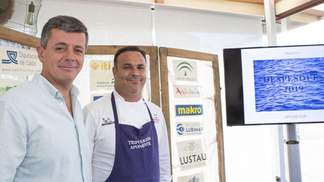 Juan Martin y Angel Leon