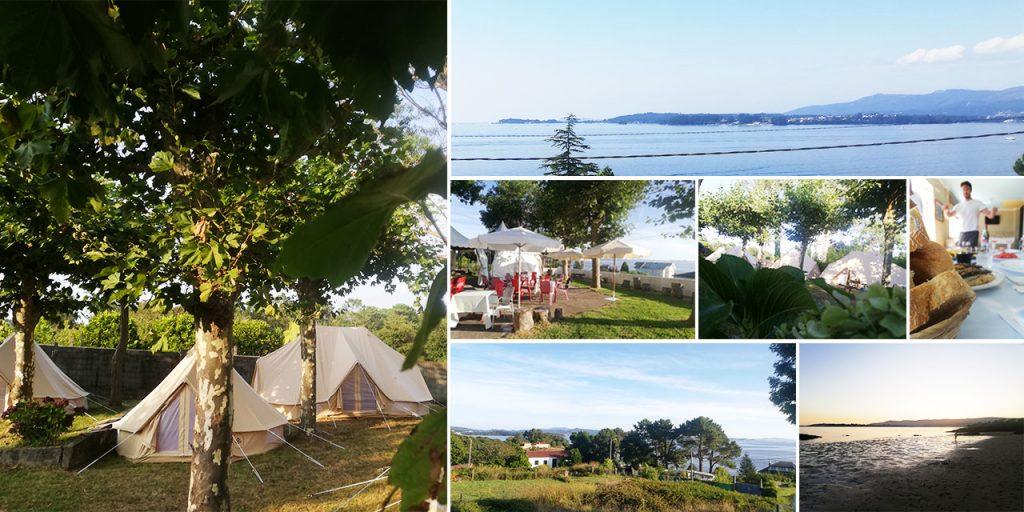 Kampaoh en Camping Rianxo