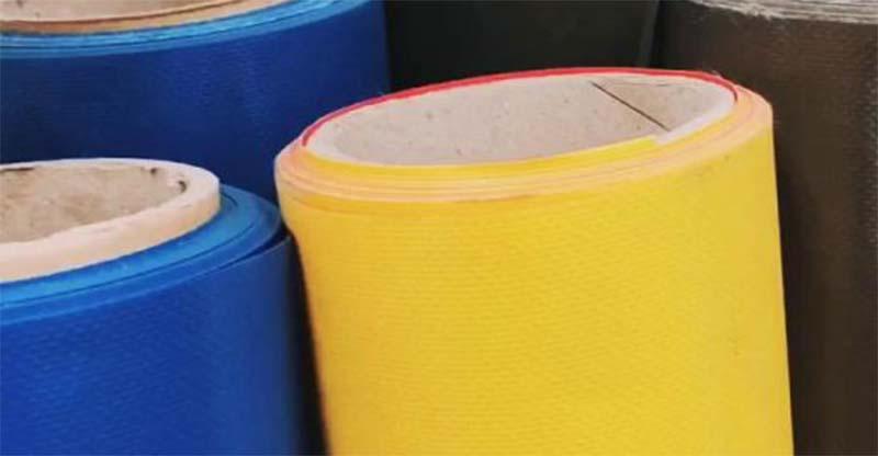 Rollos de nylon para fabricación de tiendas de campaña