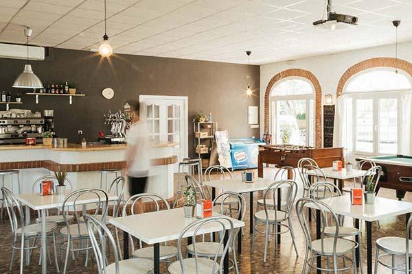 Bar restaurante de El Palmar