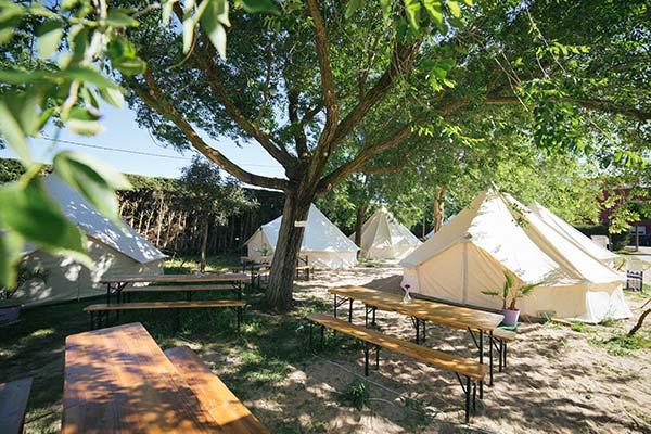 Tiendas Kampaoh para acampar sin líos