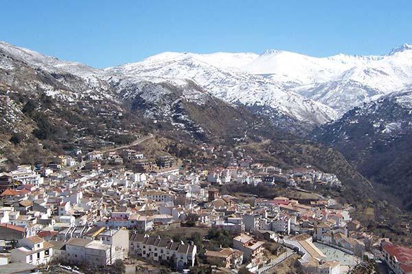 Güejar SIerra - Sierra Nevada