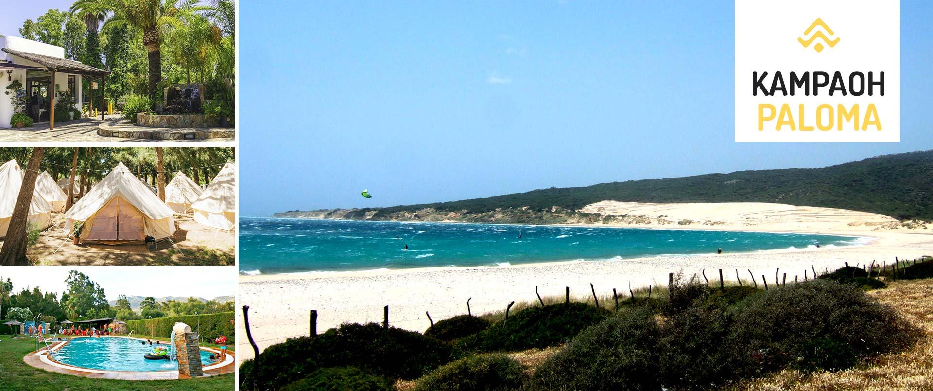 Kampaoh Punta Paloma (Cádiz)