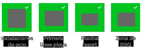Servicios incluidos en Kampaoh Tropical - Motril - Granada