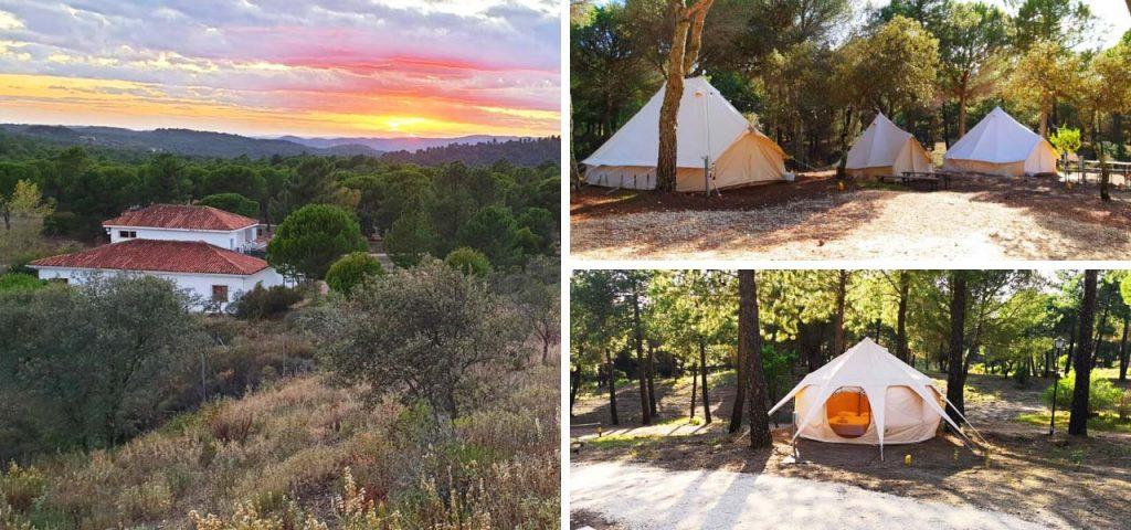 Camping en Córdoba