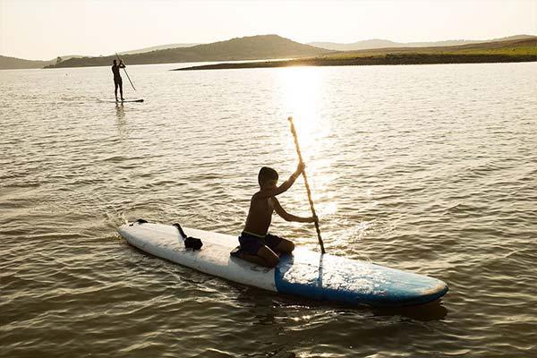 Deportes y actividades en camping Wakana - Sierra de Cádiz