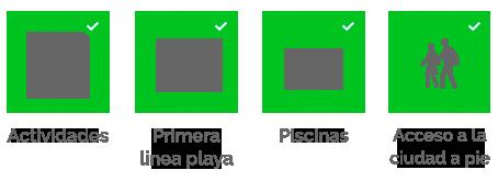 QUé incluye Kampaoh El Puerto