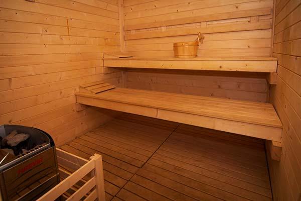 Saunas del Camping de Marbella