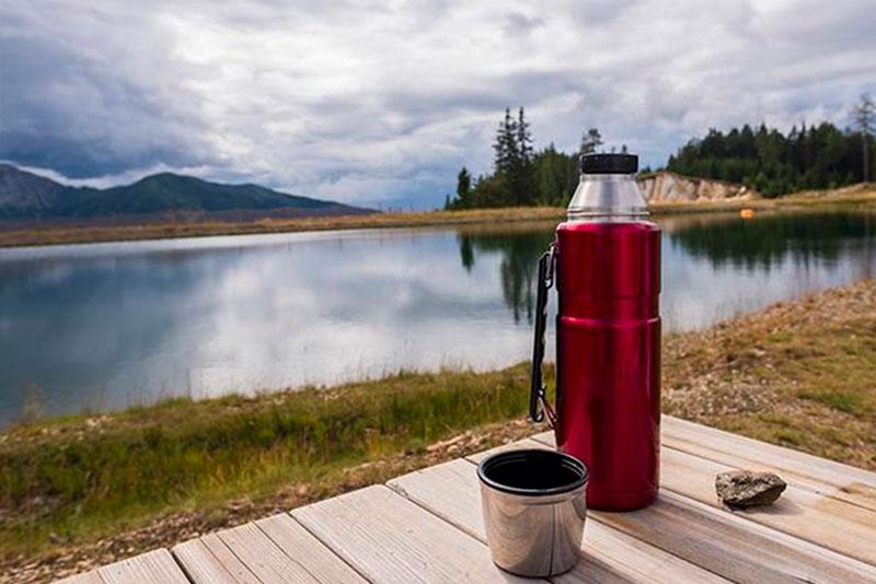 ¿Qué llevar de camping en invierno?