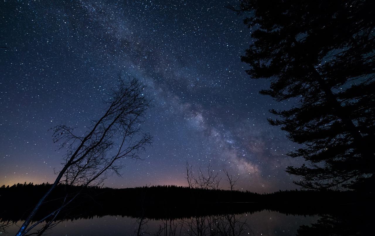 Escapadas para observar las estrellas y el cielo nocturno