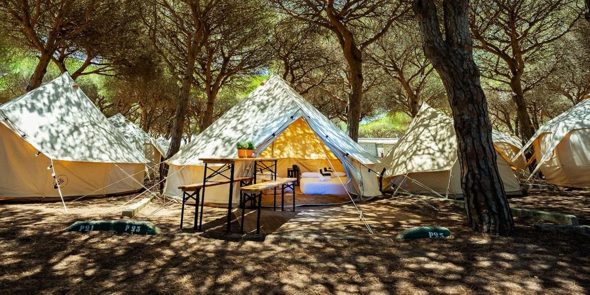 Kampaoh camping