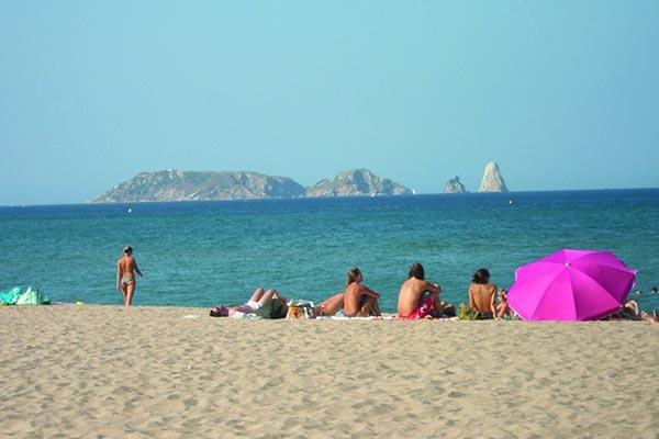 Playa Brava - Costa Brava