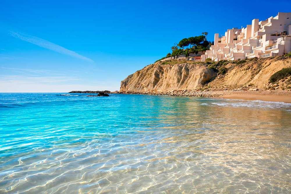 Costa Blanca, mejores playas del Mediterráneo