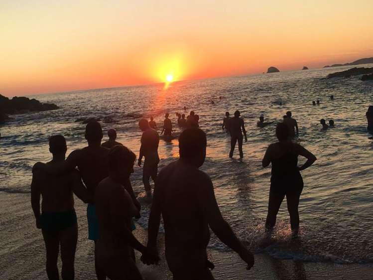 Destinos nudistas y naturistas en Málaga