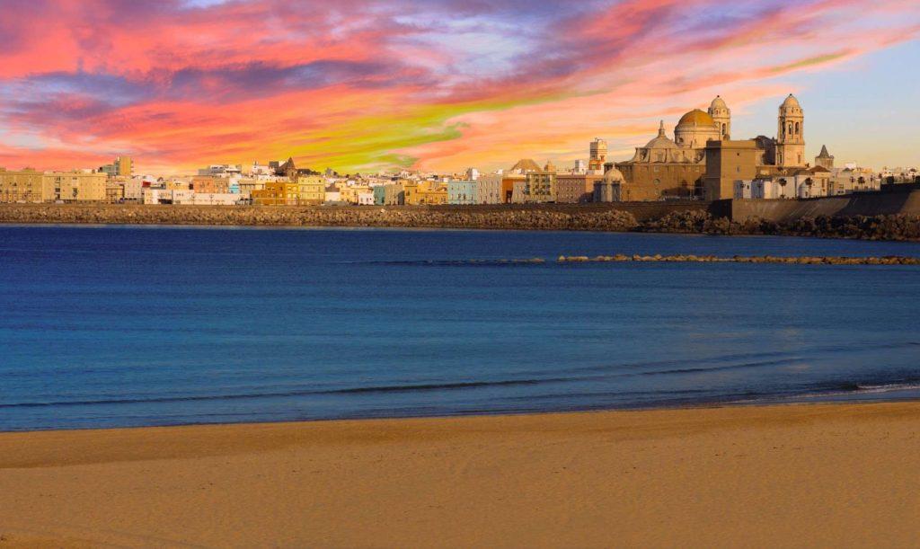Playas Cádiz Capital