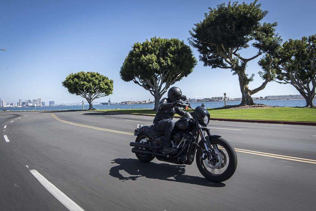 En moto y sin preocupaciones